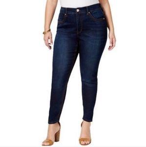 Melissa McCarthy Seven 7 skinny legging jeans 20